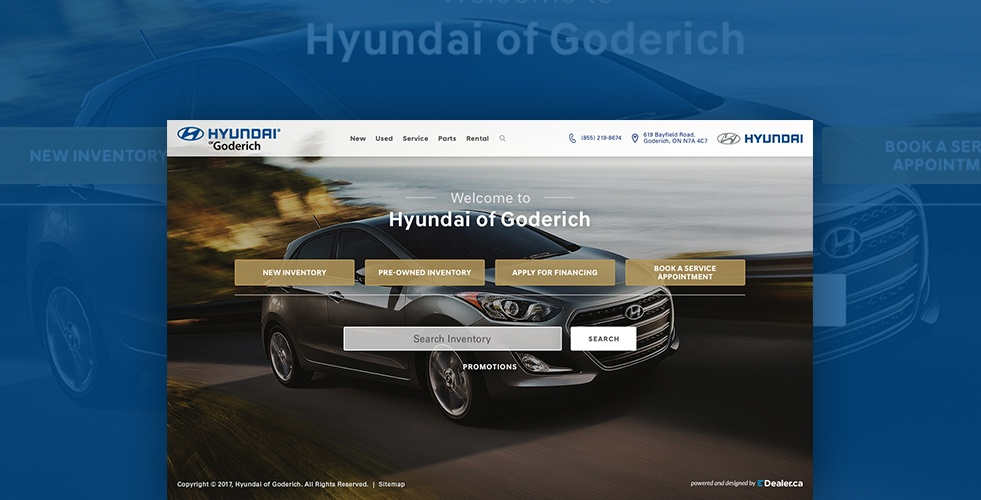 Hyundai Of Goderich New Used Hyundai Dealer Goderich On