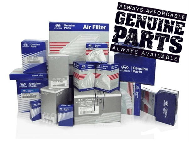 Hyundai Genuine Parts @ Hyundai of Goderich Hyundai Parts
