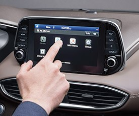 Touch-screen displays