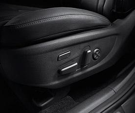 Driver seat comfort