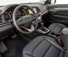 Redesigned interior