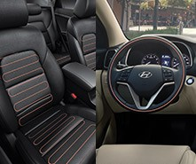 Heated seats & steering wheel