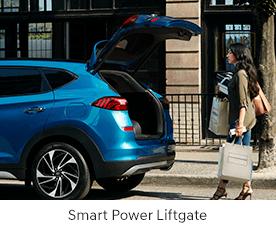 Smart Power Liftgate