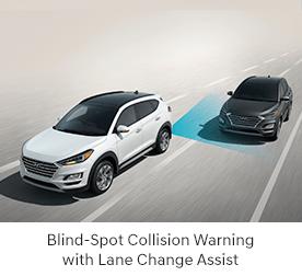 Blind-Spot Collision Warning
