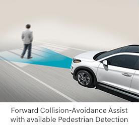 Forward Collision Avoidance Assist