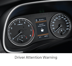 Driver Attention Warning